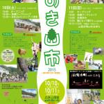のき山市2015チラシ表
